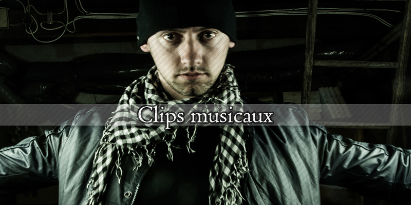CLIP MUSICAL CHANTEUR