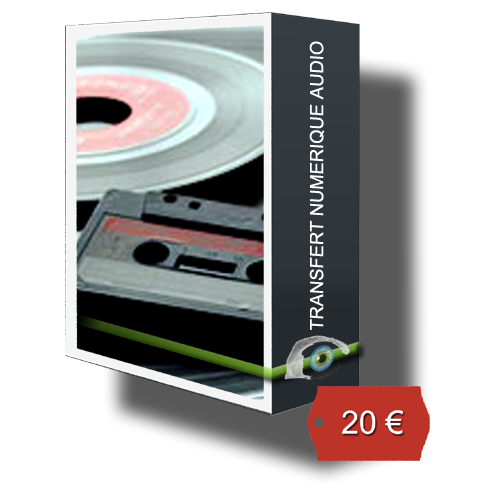 TRANSFERT AUDIO SUR CD